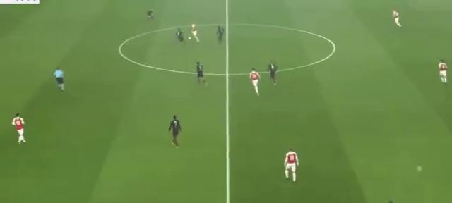 阿森纳3球逆转雷恩欧联杯晋级!奥巴梅杨梅开二度,奈尔斯进球!