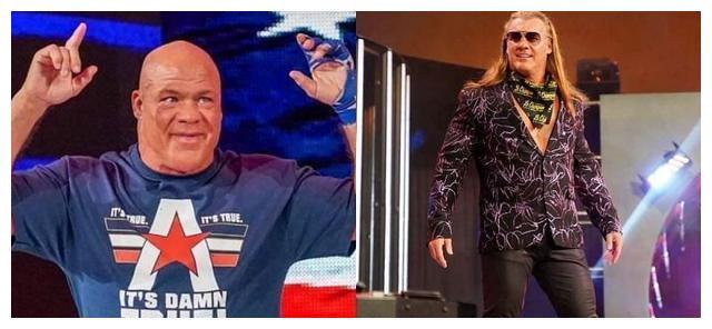 养不熟!WWE名人堂成员科特安格将出席Y2J节目,跳板加入AEW?