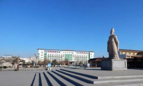 """河北邯郸一个区,名字有点""""土味"""",却拥有井堂寺景点"""