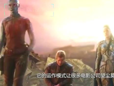 """失去钢铁侠、美队和蜘蛛侠后,复联终于迎来""""猛将"""",期待后期!"""