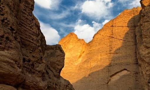 黄河石林,有一种壮观叫震撼!