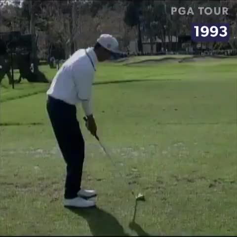1993-2019!泰格伍兹24年挥杆全回顾,高尔夫得球迷在哪里