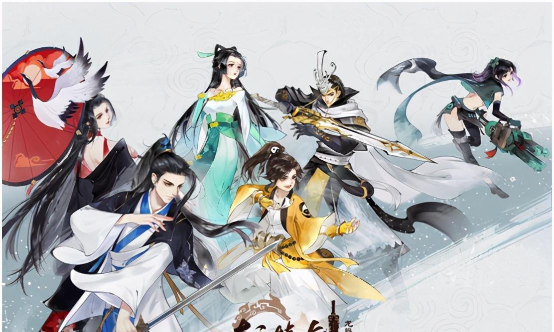 二次元游戏只能走日式?来看看这款新国风二次元手游