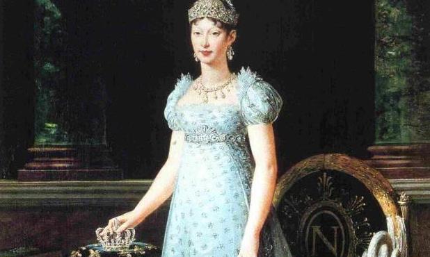 她是奥地利公主,也是法国皇后,拿破仑死后四个月她就嫁给了情人