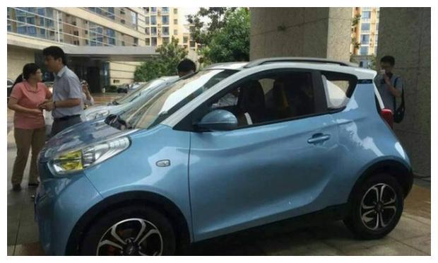 奇瑞小蚂蚁新能源汽车怎么样?奇瑞小蚂蚁介绍