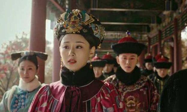 和敬公主凭什么能对如懿指手画脚?她嫡公主的身份比如懿尊贵多了