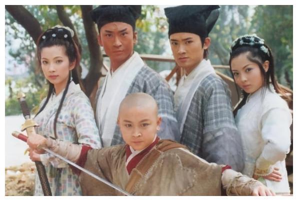 《少年包青天》系列有毒,13位主演就李冰冰、邓超等5位还拍戏