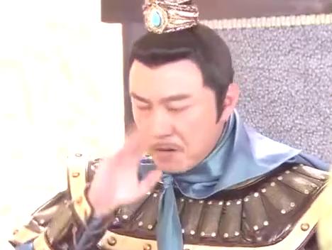 程咬金太可爱了,让薛夫人捂耳朵,因为他想讲脏话