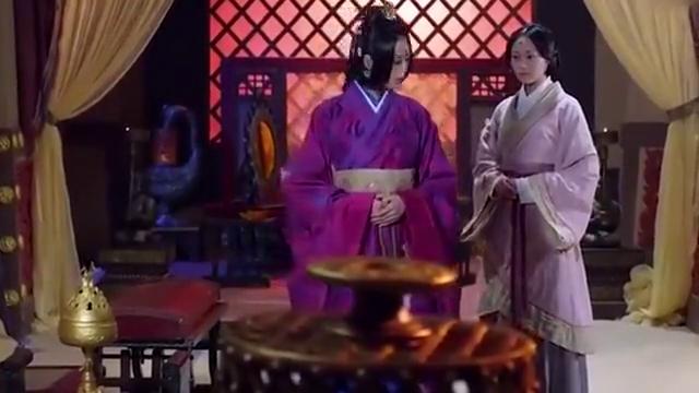 秀丽江山之长歌行:珊佟察觉不对劲,逼问丽华身份,原来她才是妻