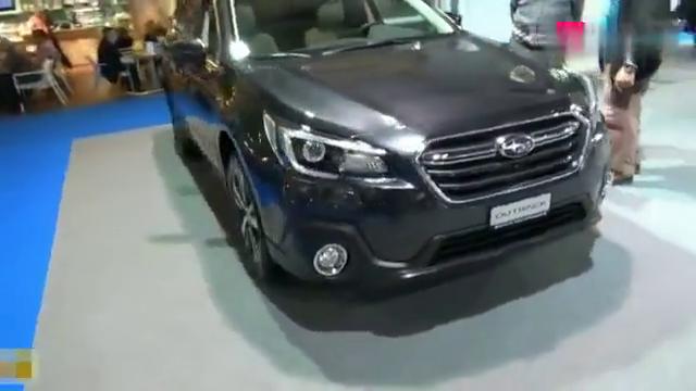 视频:全新途观迎劲敌,19款斯巴鲁傲虎到店,2.5L配四驱仅售27万