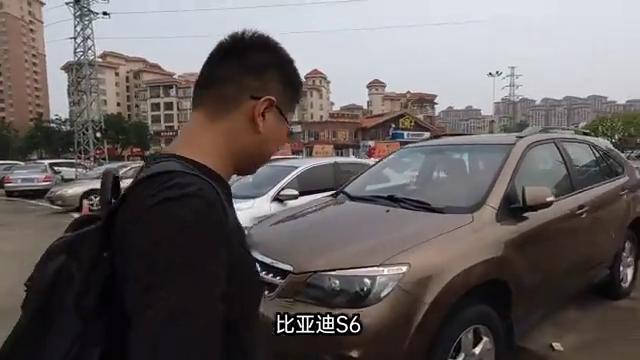 视频:14年比亚迪S6,才跑了7万公里,车商要3万,安大侠觉得还能砍价