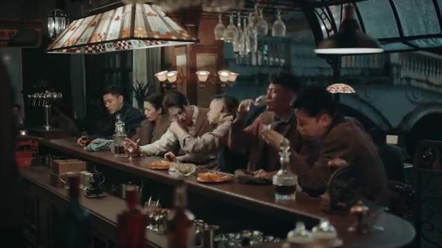 烈火军校:众人赢拳后去山南酒馆喝酒,许凯太帅了吧!