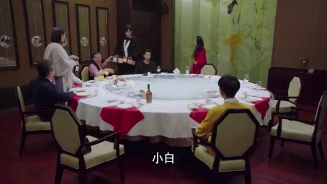 """相亲宴会上,吴白""""无意""""说到韩商言和佟年的关系"""