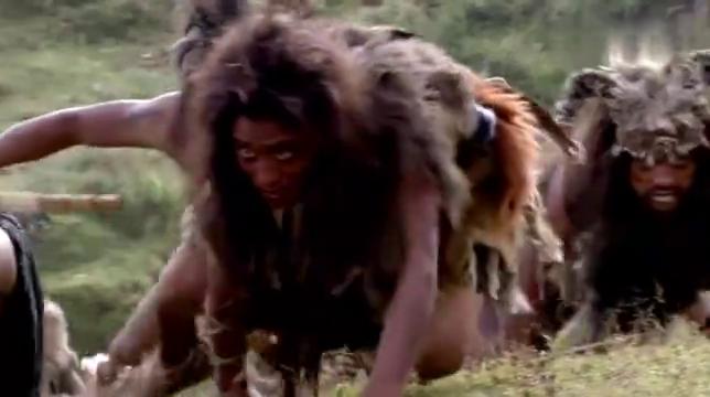 大舜:部落被野人袭击,进来就疯狂抢女人,简直就是鬼子进村一样