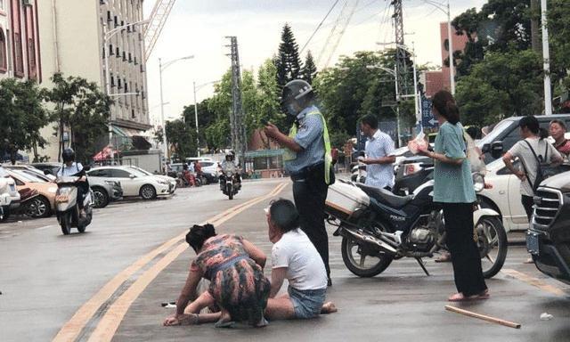 广东佛山发生一起恶性事件,位于顺德区,场面令人揪心!
