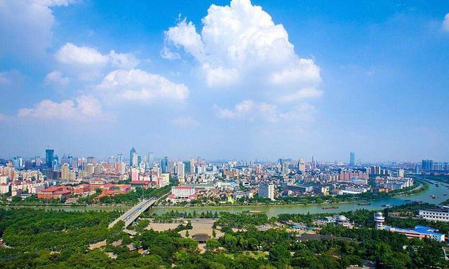 """江苏""""最富裕""""的城市,人均GDP碾压苏州,却不是南京和南通"""