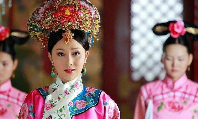 她是落选秀女,生四个儿子,只有一个成活,此子后来成为大清皇帝
