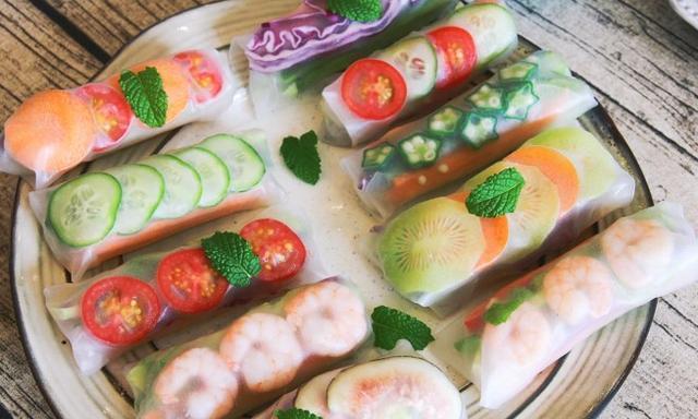 你品尝过越南春卷吗?虽然来自越南,却深得中国食客的青睐
