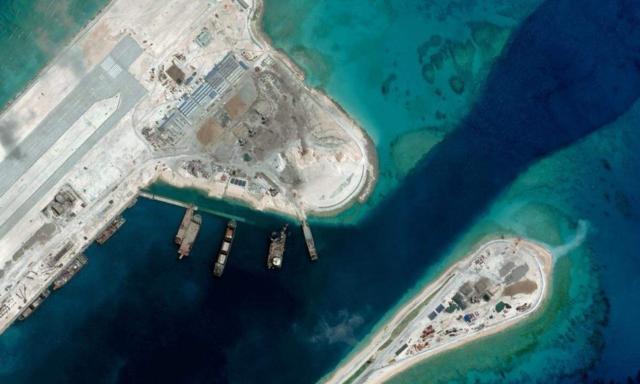 南海上的永暑岛四面环海,为什么岛屿的地下却有着大量的淡水?