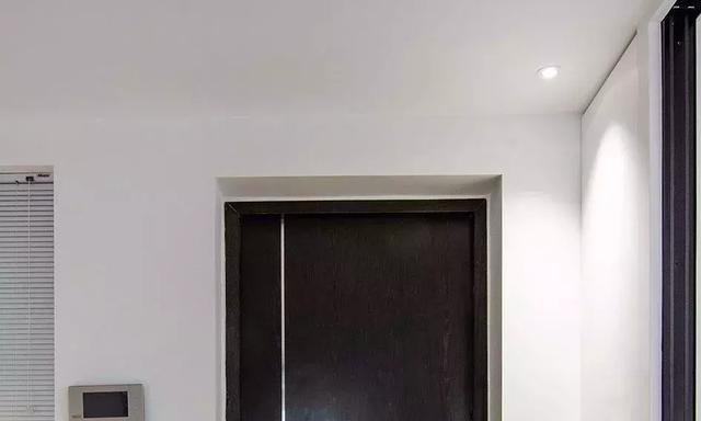 125㎡现代简约风格三居室,实景完工图大气又时尚!
