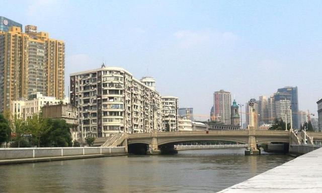"""这条河有上海""""母亲河""""之称,不是黄浦江,它比黄浦江更有底蕴"""
