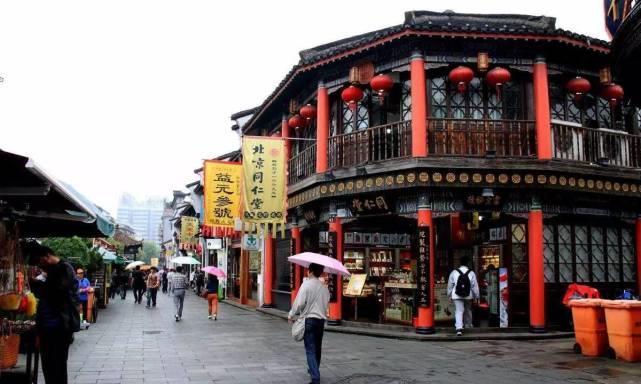 杭州这个景区花了六个亿打造,门票只需20块钱,就在河坊街