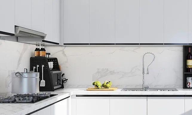 厨房收纳怎么做?拿取顺手也要干净整洁