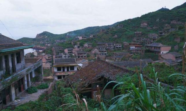 """中国最""""奢侈""""的村子,建了几十座别墅却不住,如今成为旅游景点"""