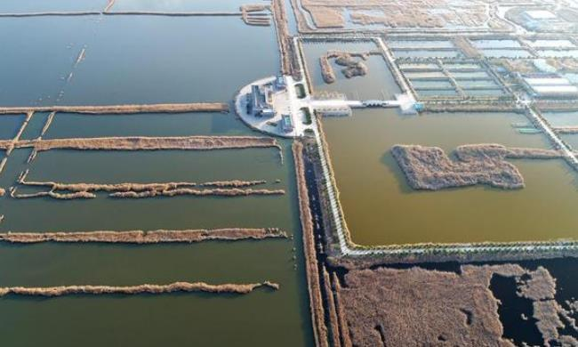"""山西被遗忘的一个湖泊,是全省""""最大的""""淡水湖,有北国江南美誉"""