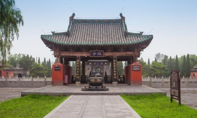 """河南现存""""最大""""古建筑群,被誉为中原古代建筑博物馆,就在济源"""