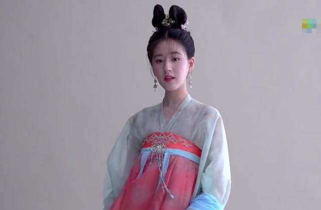 《长歌行》花絮,赵露思尽显温婉甜美,这就是我心中的李乐嫣公主