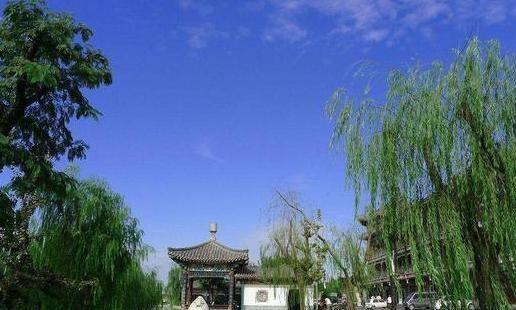 距北京100公里,有天津十大不可移动文物之一,你去过那里吗?