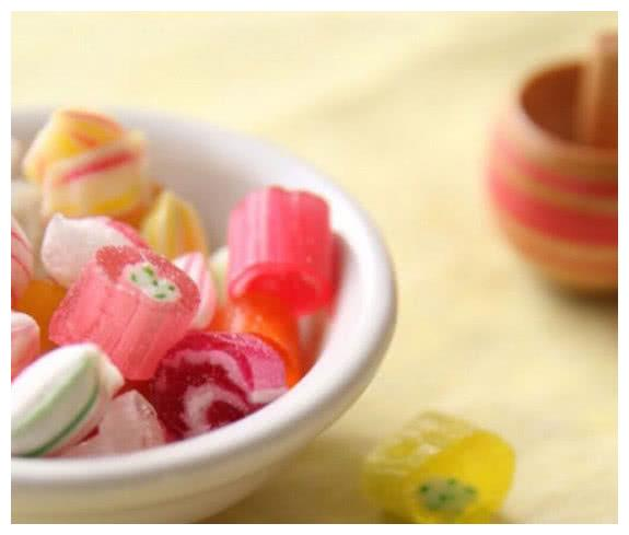 心理学:四份糖果,你最想吃哪种?测你这辈子最大的幸运是什么?