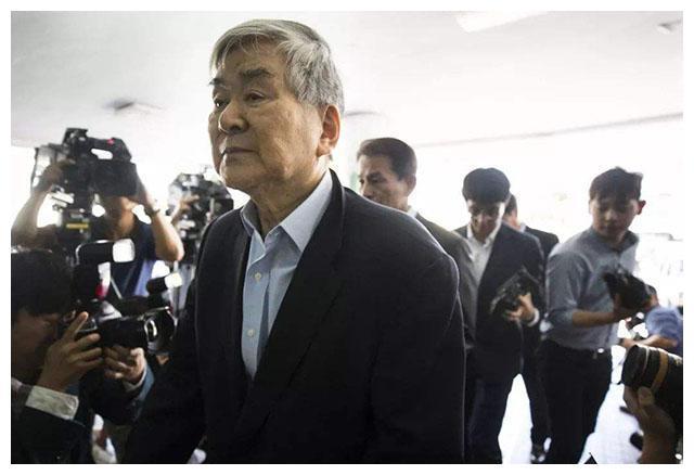 韩国顶级财阀家族:家暴,逼下跪,开车撞警察,结果大快人心