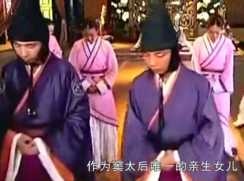 汉文帝刘恒两个女儿,一个权倾天下,另一个无人问津