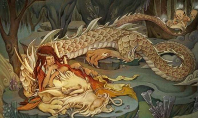 """斯洛文尼亚一处洞穴,孵出3条""""小龙"""",它们是中国龙的后代吗?"""