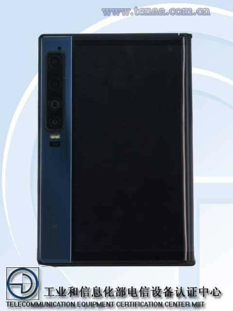 """中国手机厂商,接连推第2代折叠手机,强调改善""""铰链"""""""