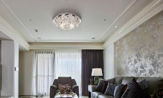 94平米的古典风格,原来二居室还可以这样装修