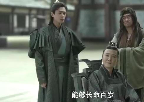 庆余年:肖恩嘲笑陈萍萍的双腿,结果被陈萍萍反讽,真是自讨没趣