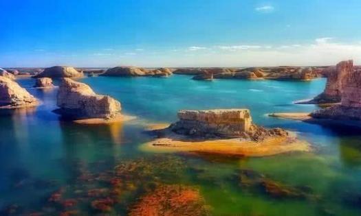 青海三湖,除了青海湖和茶卡盐湖,这一处的景色之美震撼人心