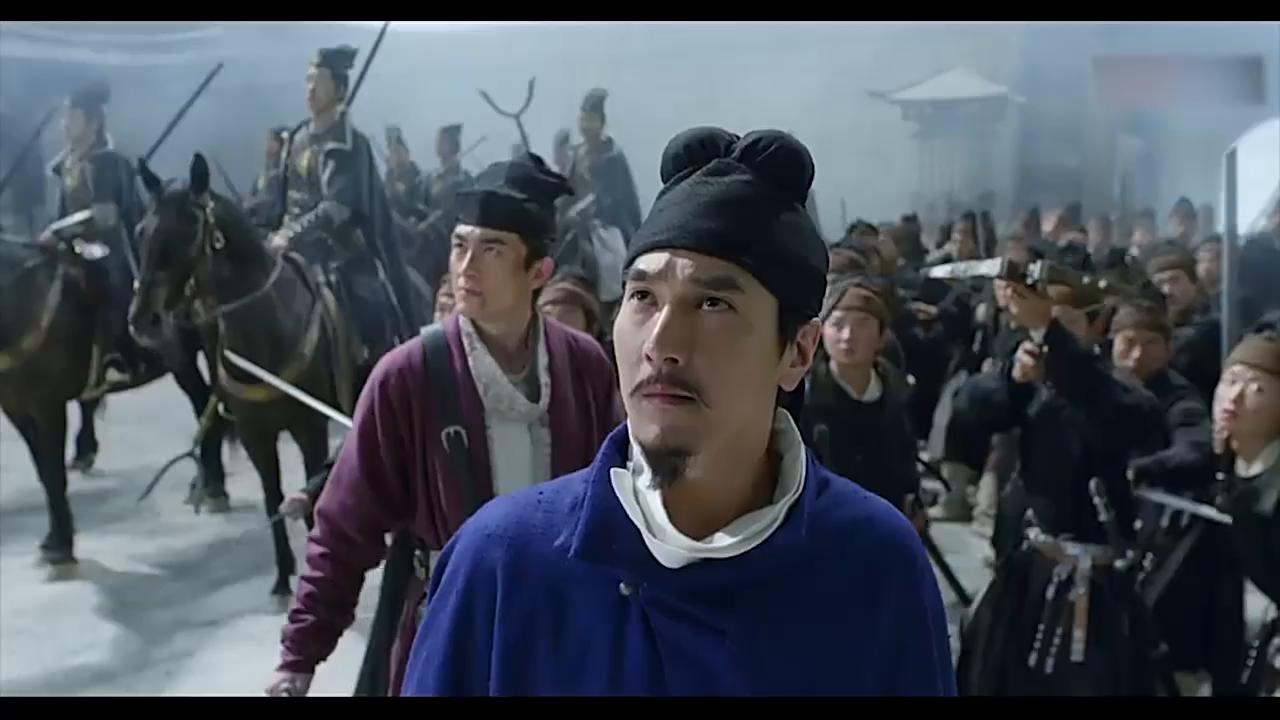 神兵亢龙锏在三藏法师手中的威力原来如此之强