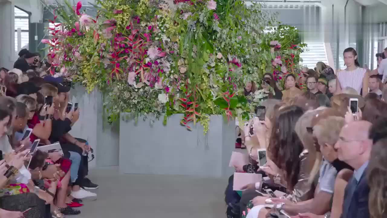Jason Wu 2018春夏时装秀