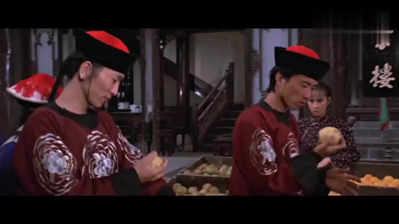 南少林北少林:罗莽行侠仗义,看见官兵对姑娘无礼,出手教训他们
