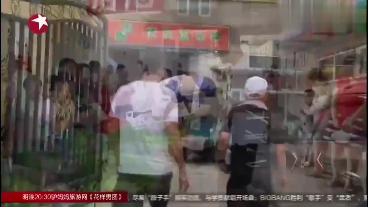 星球者联盟:刘烨、梁超来到菜市场,不过节目组给的经费真的少