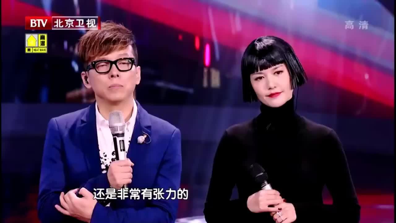 最美和声:谭维维彩排时候痛哭,坦言:在音乐里呐喊就舒服了!