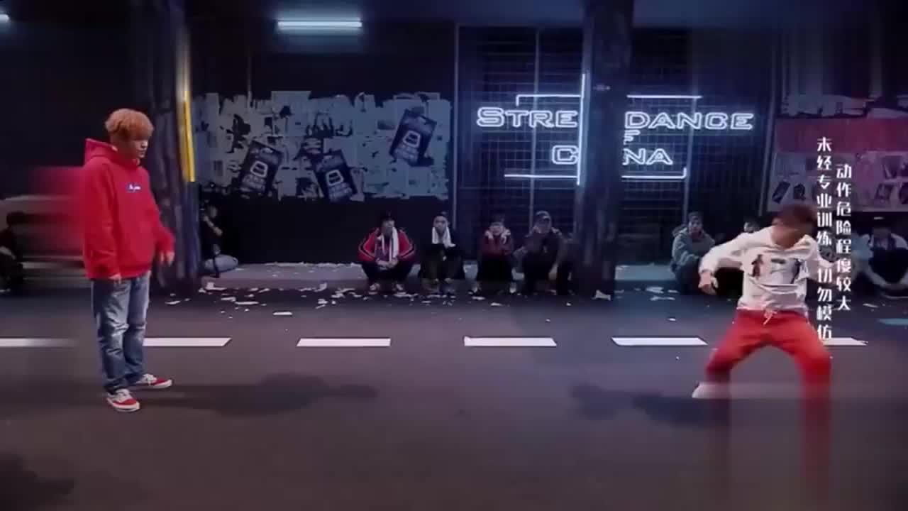 罗志祥让地板舞者不接触地板,选手直接不服,下一个选手却秒打脸