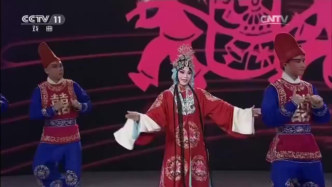 草帽姐倾情演唱豫剧《抬花轿》选段,演绎的惟妙惟肖!
