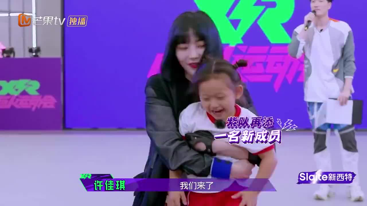 5岁拳击男孩登场,一套拳下来,就要挑战世界冠军刘翔!