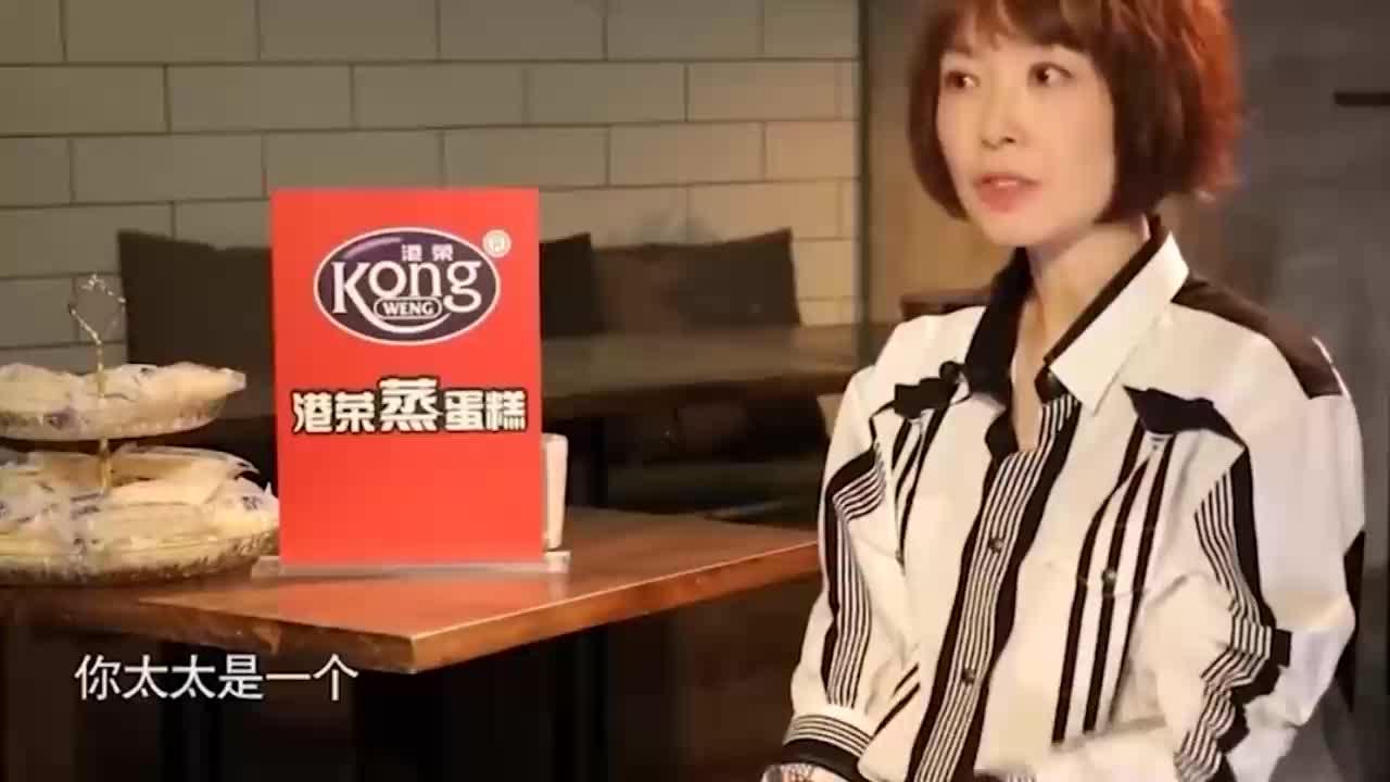 刘德华谈老婆朱丽倩:我们从不大声吵架,她比我自己还爱我