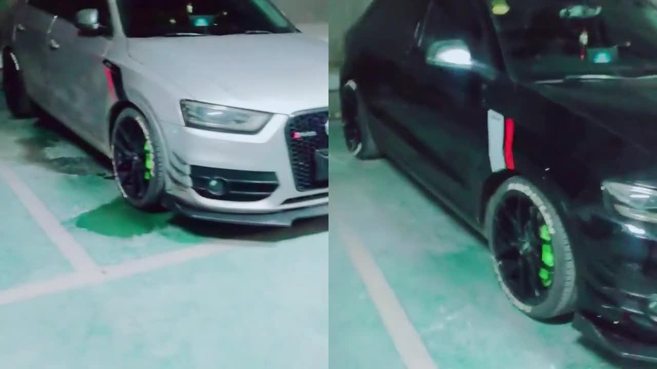 视频:奥迪Q3外观改装对比